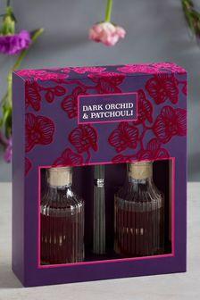 Dark Orchid & Patchouli Set Of Diffuser