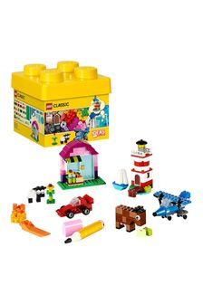 LEGO 10692 Classic Creative Bricks Set With Storage Box