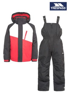 Trespass Crawley Kids Ski Suit