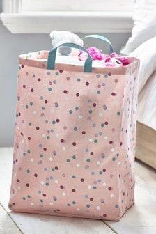 Polka Dot Storage Bag