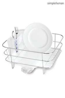 Simple Human Compact Wire Frame Dish Rack