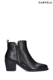 Carvela Black Secil Boots