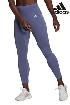 adidas Violet Seamless 7/8 Leggings