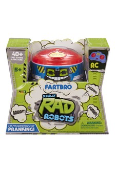 Really Rad Robots Fartbro
