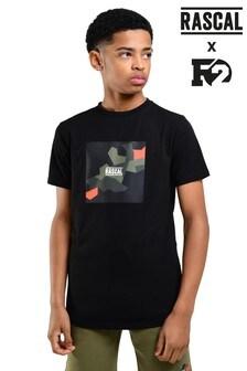 Rascal F2 Colour Pop Camo Box T-Shirt