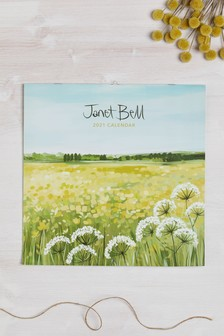 Janet Bell Calendar