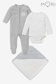 MORI Grey Soak & Sleep