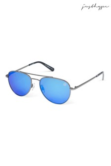 Hype. Speckle Pilot Sunglasses