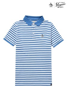 Original Penguin® Stripe Poloshirt