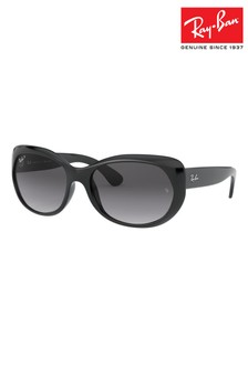 Ray-Ban® Black/Grey Sunglasses