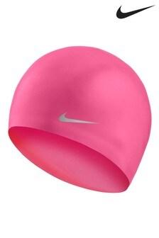 Nike Kids Pink Swim Cap
