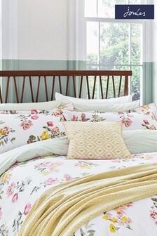 Set of 2 Joules Kelmarsh Floral Housewife Pillowcases