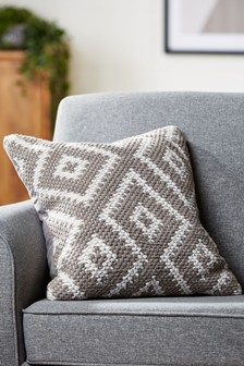 Diamond Geo Cushion
