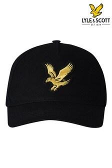 Lyle & Scott Black Eagle Cap