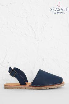 Seasalt Blue Open Skies Sandals