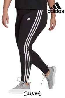 adidas Curve 3 Stripe Leggings