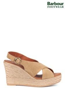 Barbour® Flora Platform Sandals