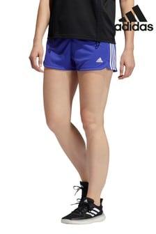 adidas Pacer 3 Stripe Shorts