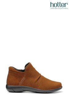 Hotter Marly Zip Fastening Ankle Boots