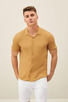 Lightweight Viscose Shirt