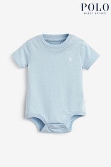 Ralph Lauren Blue Bodysuit