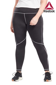 Reebok Curve Workout Logo Leggings