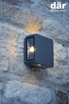Dar Lighting Weiss 4 Light Outdoor LED Wall Light
