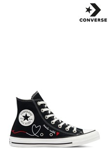 Converse All Star Love High Top Trainers