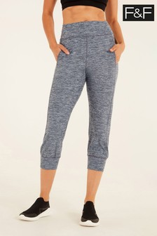 F&F Grey Soft Touch Yoga Pants