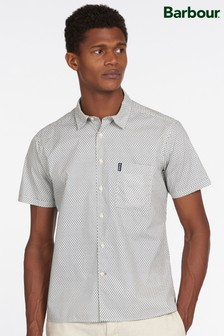 Barbour® Print Short Sleeve Shirt