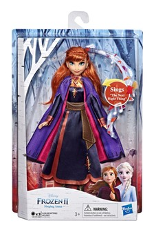 Disney™ Frozen 2 Anna Singing Fashion Doll