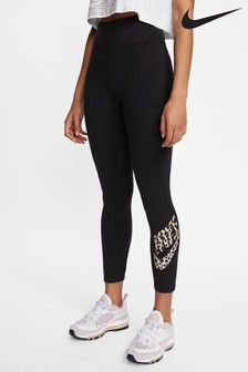 Nike Animal Logo Futura Leggings