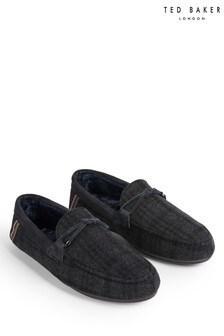 Ted Baker Grey Merinol Slippers