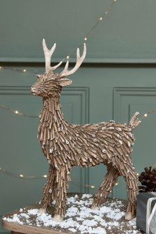 Wood Effect Stag