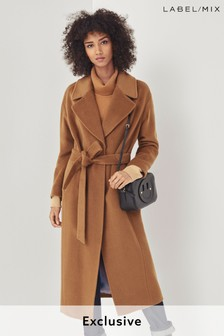 Mix/Grace & Oliver Wrap Coat