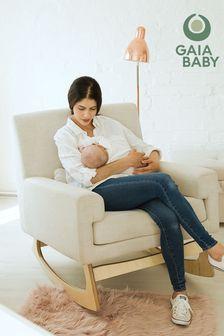 Oatmeal Gaia Serena Rocking Chair By Gaia Baby