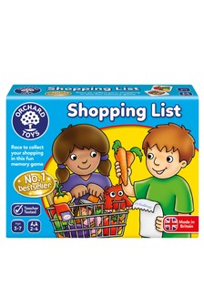 Orchard Toys Shopping List