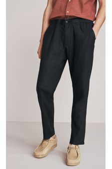 Stone Suede Apron Shoes