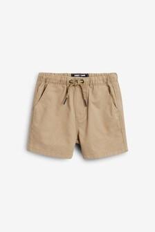 Stone Pull-On Shorts (3mths-7yrs)