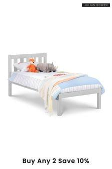 Dove Grey Julian Bowen Single Bed