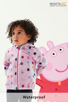 Regatta Peppa Pig™ Muddy Puddle Waterproof Jacket