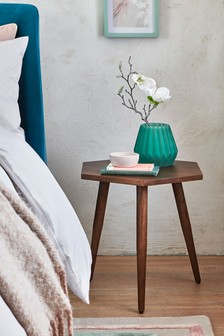 Lloyd Hex Side Table / Bedside
