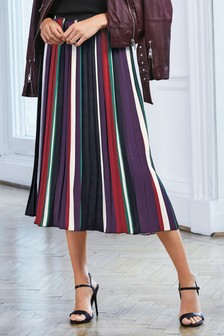 various design coupon code hot-selling real Women's Skirts Black Pleated | Next Ireland