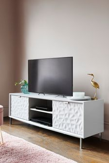 Mode Textured TV Stand