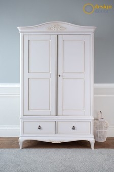 Lennox Double Wardrobe By Design Décor