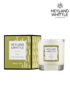 Heyland & Whittle Nordic Pine Candle