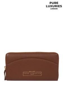 Pure Luxuries London Jenika Leather Purse