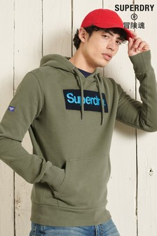 Superdry Core Logo Workwear Hoody