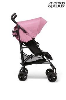 Rose Pink Mamas & Papas Cruise Buggy