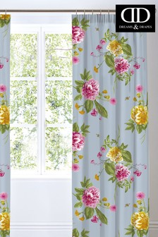 Ashberry Pencil Pleat Curtains by D&D
